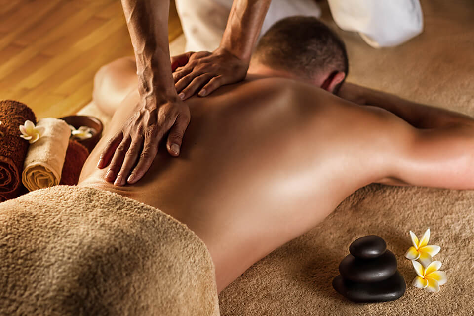 relax massage in madrid